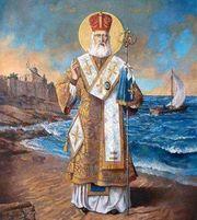Легенда за свети Никола