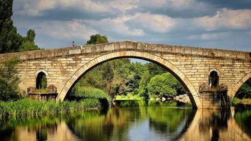 Легенда за Кадин мост
