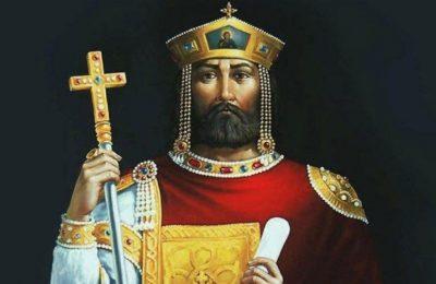 Княз Борис I – Покръстителят