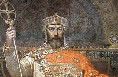 Цар Симеон Велики – Военният гений